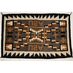 Navajo Eyedazzler Rug.