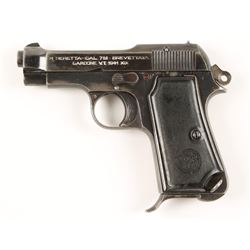 Beretta 1935 Cal: 7.65mm SN: 475977