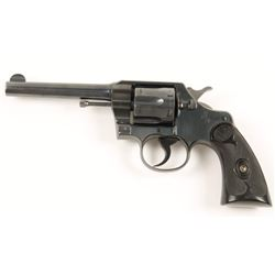 Colt Army Special Cal: .38 Spl SN: 491904