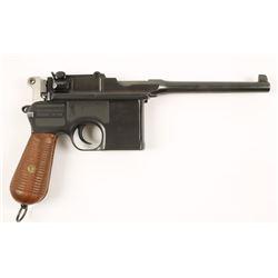 Mauser C96 Cal: .30 Mauser SN: 153872