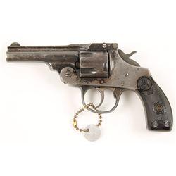 Iver Johnson Safety Auto. Revolver Cal:38 SN: NVSN