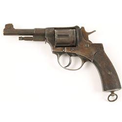 Swedish 1887 Cal: 7.5mm SN: P1391