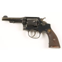Smith & Wesson Hand Ejector Cal: .32 WCF SN: 68117