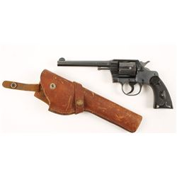 Colt Army Special Cal: 32-20 SN: 510947