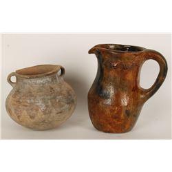 Prehistoric Southwestern Native American Bowl