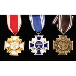 Gold, Silver, & Bronze Nazi Award