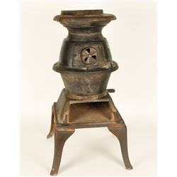 Caboose Wood Stove #40