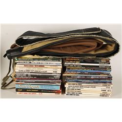 Large Lot of Gun Books and Periodicals.