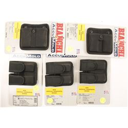 Lot Of 5 Mag Pouches
