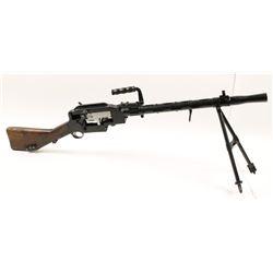 Madsen Light Machine Gun Parts Kit DEWAT Cut