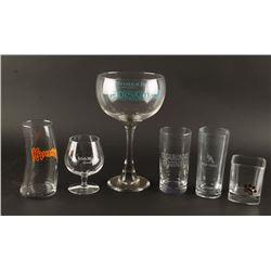 Lot of Bar Glasses