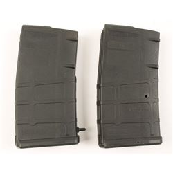 Lot Of 2 Ar-10 Mags