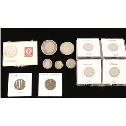 Collection of Various Coins