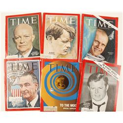 Time Magazines Key Events