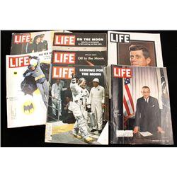 Life Magazines Key Events