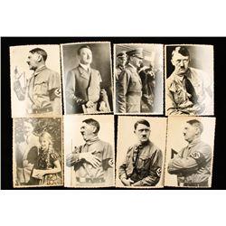 Lot of 40 Hitler Photos.
