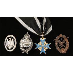 Repro Nazi Badges