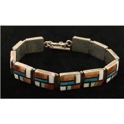 Lot of 2 Zuni Bracelets