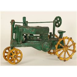 Repro Cast Iron Toy Tractor