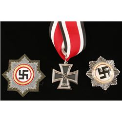 Repro Iron Cross & Award Patches