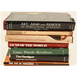 Lot of Firearm Books