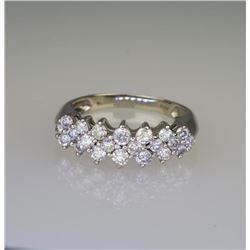 Brilliant Diamond Ring.