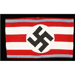 German WWII Political Leader ORTS Arm Band.