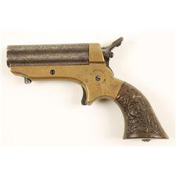 C Sharps 1859 Derringer CA; 22 SN; 51141