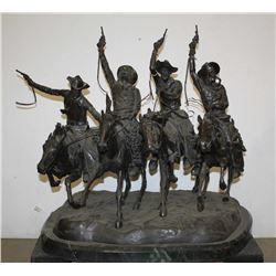 Large Fine Art Bronze