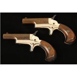 Colt Derringers .22 Short SN: 1051D & 1050D
