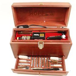 Hoppes Gun Cleaning Box.