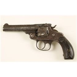 Smith & Wesson DA 3rd Model Cal: .32 SN: 112512