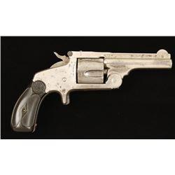 Smith & Wesson SA 2nd Model Cal: .38 SN: 87416