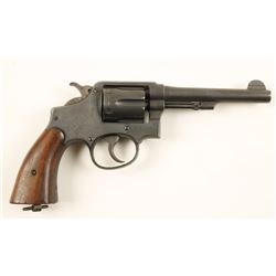 Smith & Wesson Victory .38 SN: V544116
