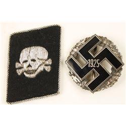 1925 Nazi Medal