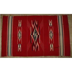 """New Mexico Type Textile Weaving 84"""" x 50"""""""