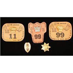 Lot of Badges