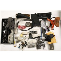 Firearms Accessories Lot