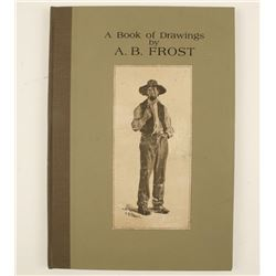 Book of Drawings by A. B. Frost