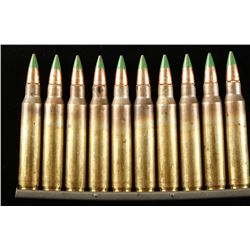1000 Rounds 5.56 Lake City Green Tip Ammo