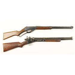 Red Ryder BB Gun & Crossman BB Gun