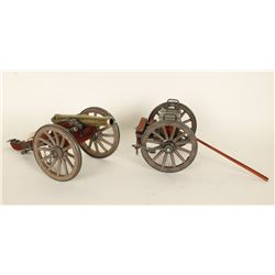 Lot of Miniature Civil War Replicas