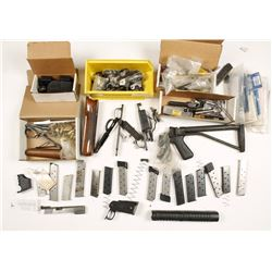 Large Gunsmithing Lot