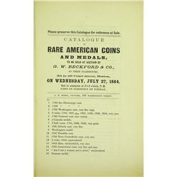 Rare 1864 Beckford Sale
