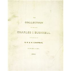 Bushnell Catalogue with Reprint Plates