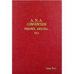 Rare Special Edition 1951 ANA Sale