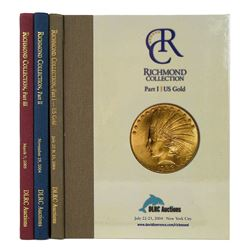 The Richmond Collection, Hardcovers