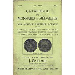 1911 Schulman Catalogue Featuring American Content