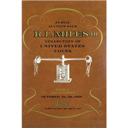 The Miles Sales, Hardcovers with Slipcase