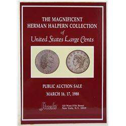Halpern Large Cents, Hardcover